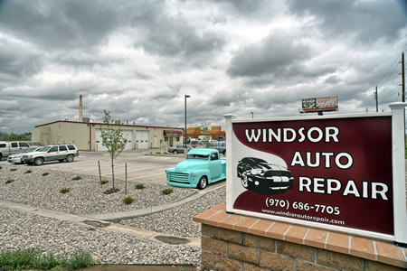 Windsor Auto Repair Building